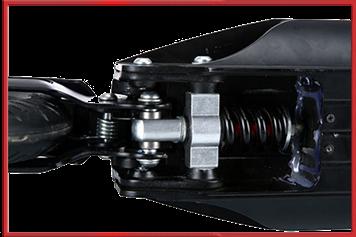 Электросамокат kugoo s2 амортизатор